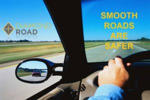 Smooth roads are safer