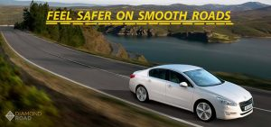 Smooth well maintained roads are safer roads